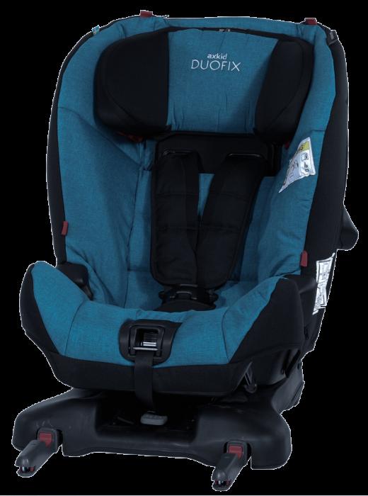 AxKid DuoFix. De la 9 - 25 kg (de la 7 luni-75 cm la 5-7 ani). Prindere în Isofix sau cu centură. Omologat rear facing până la 25 kg. 0