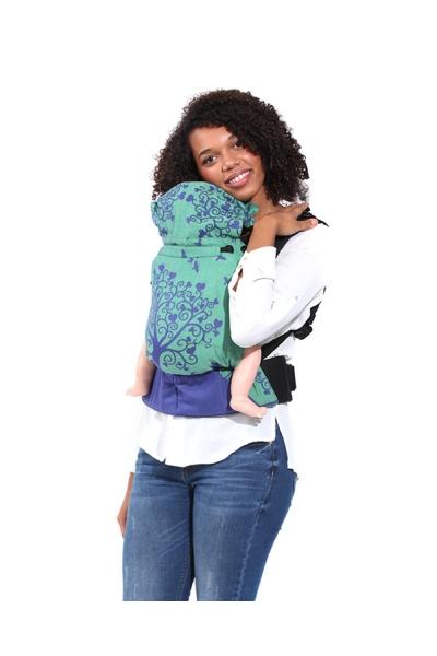 Kokadi Flip HARLEQUIN IN WONDERLAND Toddler (de la 6 luni) + GRATUIT protectii bretele.