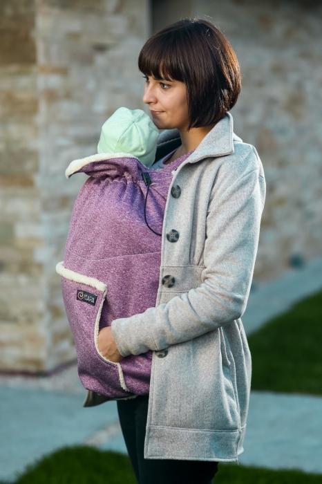 Isara - Protecție universală pentru marsupii. Impermeabilă și călduroasă. 0