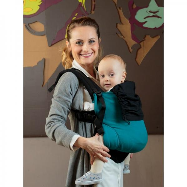 Isara V3 HALF wrap conversion Peacoquette Toddler