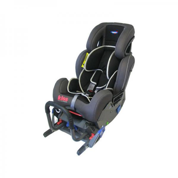Klippan - Kiss 2 Plus Isofix, 0-18 kg, rear facing. Omologat cu testul suedez PLUS: