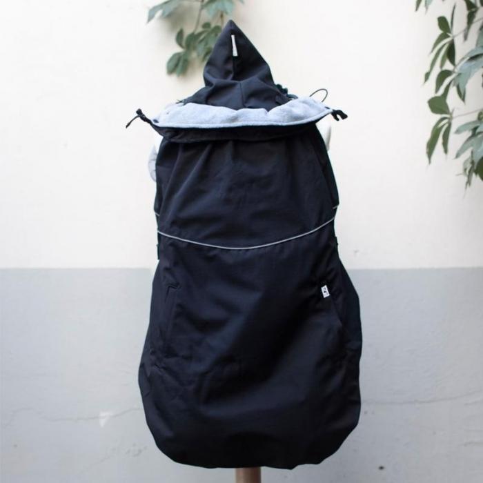 MaM All Seasons - Protecţie universală pentru vreme rece. Culoare Black / Silver. 3