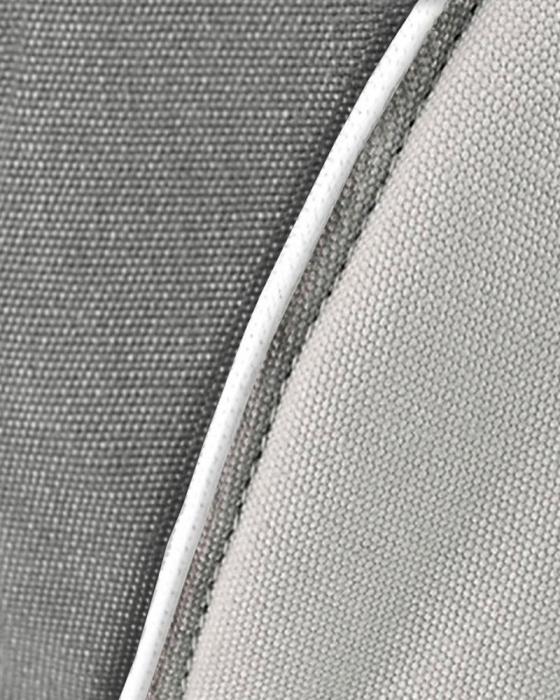 Manduca XT, punte reglabilă, de la naștere la 20 kg. Culoare Grey White. 4
