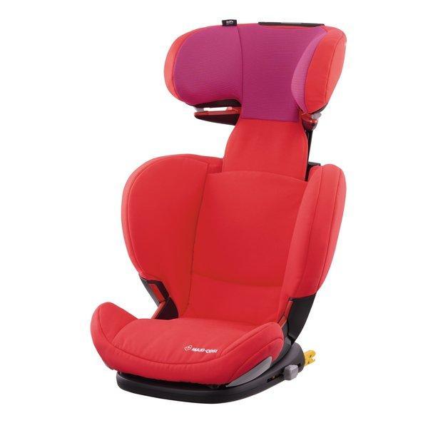 Maxi Cosi - RodiFix Air Protect. De la 3 - 12 ani. Prindere în Isofix. Poziții de înclinare. Protecția capului prin tehnologia Air Protect. 3