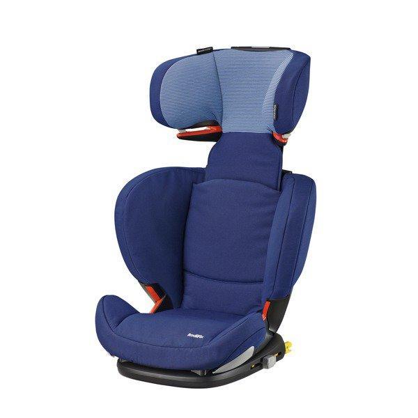 Maxi Cosi - RodiFix Air Protect. De la 3 - 12 ani. Prindere în Isofix. Poziții de înclinare. Protecția capului prin tehnologia Air Protect. 0