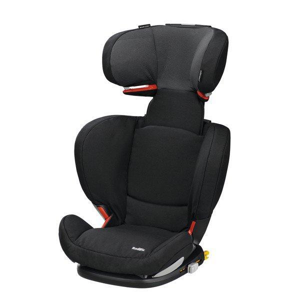 Maxi Cosi - RodiFix Air Protect. De la 3 - 12 ani. Prindere în Isofix. Poziții de înclinare. Protecția capului prin tehnologia Air Protect. 10