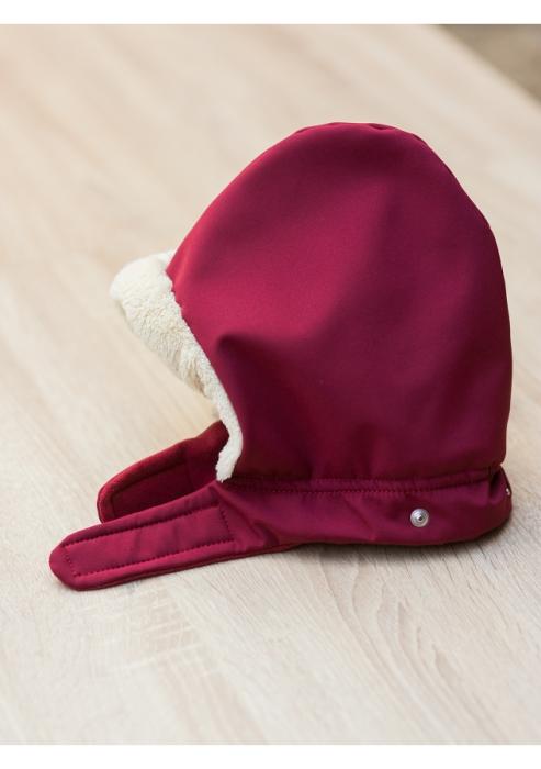 Isara - Protecție universală pentru vreme rece. Culoare Burgundy. 1