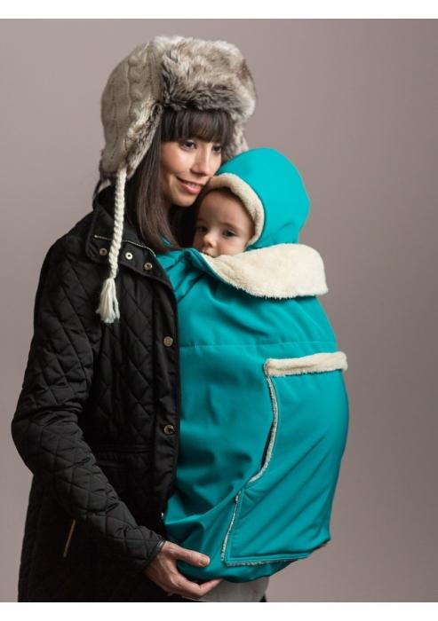Isara - Protecție universală pentru vreme rece. Culoare Turquoise. 0