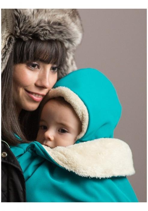 Isara - Protecție universală pentru vreme rece. Culoare Turquoise. 2