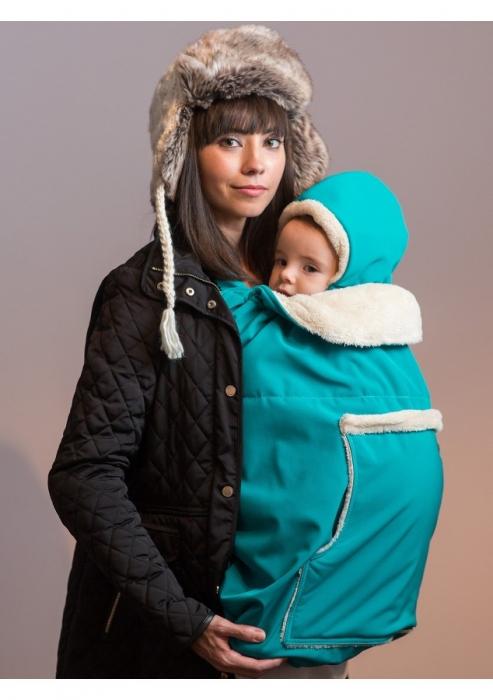 Isara - Protecție universală pentru vreme rece. Culoare Turquoise. 3