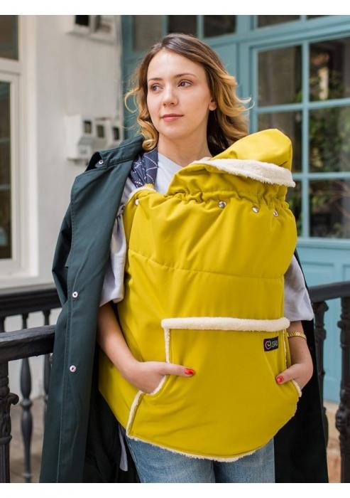 Isara - Protecție universală pentru vreme rece. Culoare Yellow Mellow. 0