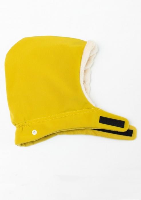 Isara - Protecție universală pentru vreme rece. Culoare Yellow Mellow. 2
