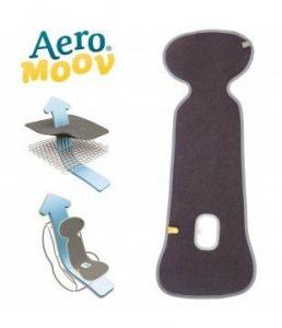 AeroMoov - Protecție antitranspirație scaun auto Grupa 1