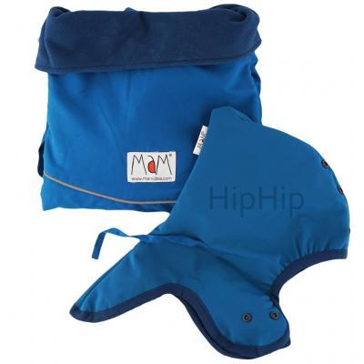 MaM - Protecție universală de frig și ploaie, cagulă inclusă.